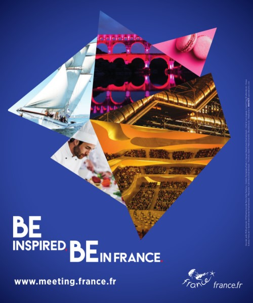 Be inspired Be in France