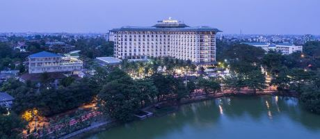 Chatrium Hotel Royal Lake Yangon 5*