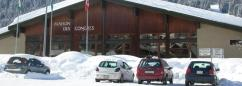 The Congress Hall Les Diablerets
